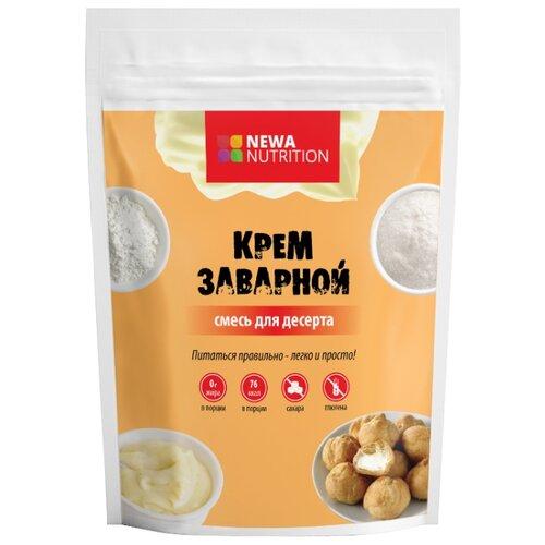 Фото - Смесь для крема NEWA Nutrition Крем заварной 150 г смесь для десерта newa nutrition пудинг шоколадный вкус 150 г