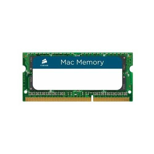Купить Оперативная память Corsair DDR3 1333 (PC 10600) SODIMM 204 pin, 4 ГБ 1 шт. 1.5 В, CL 9, CMSA4GX3M1A1333C9