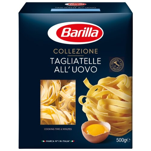 Barilla Макароны Collezione Tagliatelle All'uovo Bolognesi, 500 г