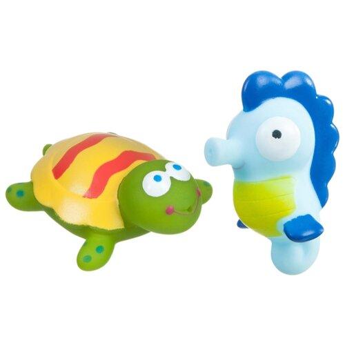 Набор для ванной BONDIBON Черепаха и морской конек (ВВ1735) зеленый/голубой