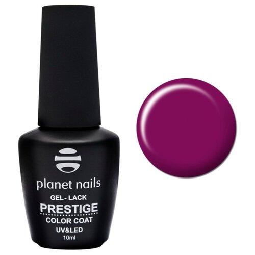 Гель-лак для ногтей planet nails Prestige, 10 мл, оттенок 555 глубокий пурпурно-розовый акригель vogue nails polygel камуфлирующий для моделирования 60 мл розовый
