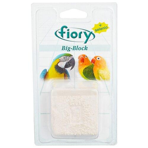 Лакомство для птиц Fiory Big-Block с селеном 100 гЛакомства для птиц<br>
