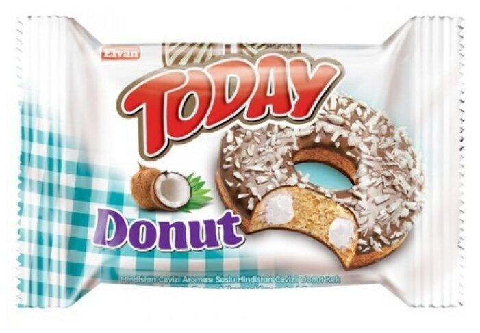 Elvan Пончик Today Donut кокос