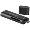 Кардридер Defender Speed Stick USB3.1 TYPE C - USB/SD/TF