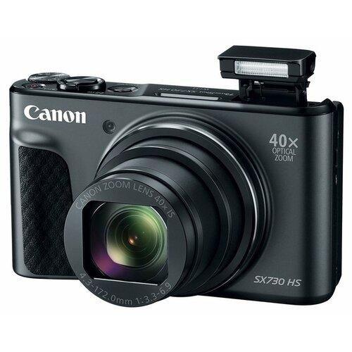 Фото - Фотоаппарат Canon PowerShot SX730 HS черный фотоаппарат canon powershot sx70 hs черный