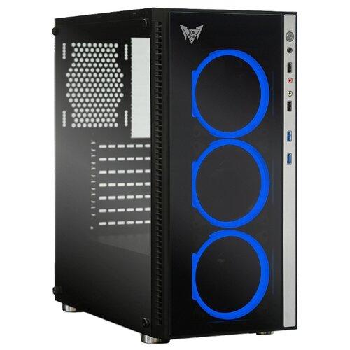 Компьютерный корпус CROWN MICRO CM-GS10B 600W Black