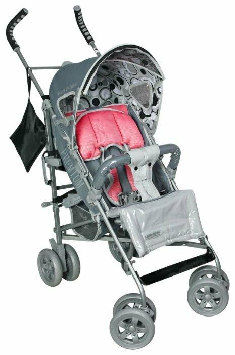 Прогулочная коляска Lider Kids 3800N Lux