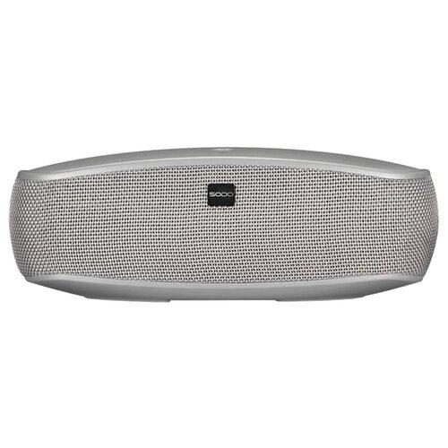 Портативная акустика Sodo L3·Life серый портативная акустика rock muse серый