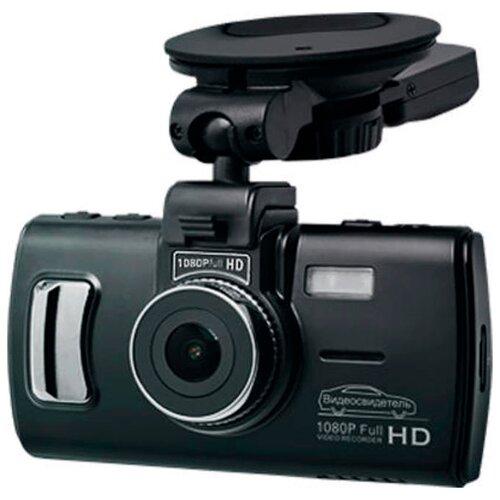 Видеорегистратор Видеосвидетель 2405 FHD TPMS Ext черный