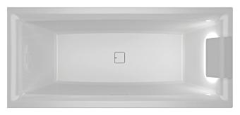 Ванна Riho Still Square LED 170x75 акрил
