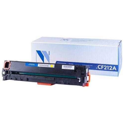 Фото - Картридж NV Print CF212A для HP, совместимый картридж nv print cf542x для hp