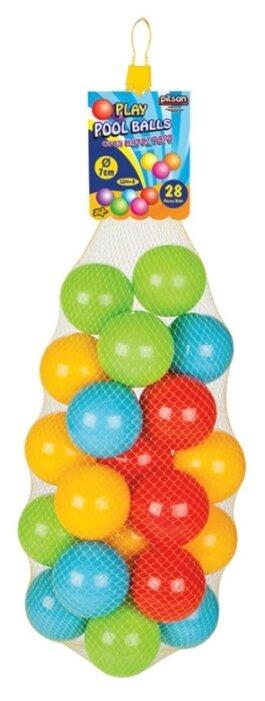 Шарики для сухих бассейнов pilsan 06-423-T
