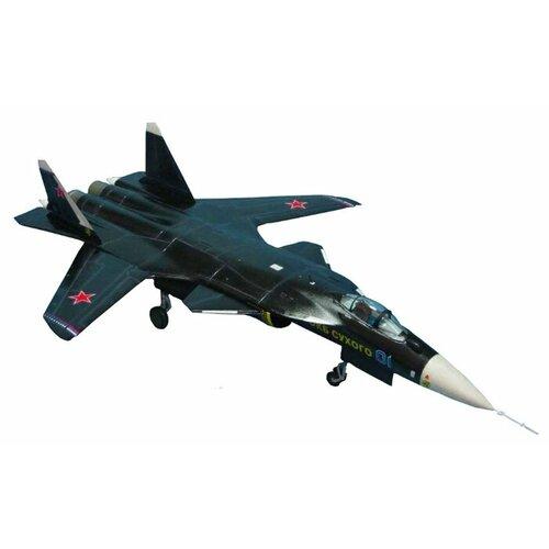 Сборная модель ZVEZDA Российский сверхманевренный истребитель пятого поколения Су-47 Беркут (7215PN) 1:72