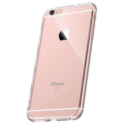 Фото - Чехол-накладка UVOO U004757APP для Apple iPhone 6 Plus/iPhone 6S Plus прозрачный чехол накладка sensocase 100080 защитное стекло для apple iphone 6 plus iphone 6s plus лыжный спорт 2
