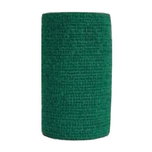 Самофиксирующийся бинт Andover PetFlex 7,5 х 450 зеленый 1 шт. 7.5 см