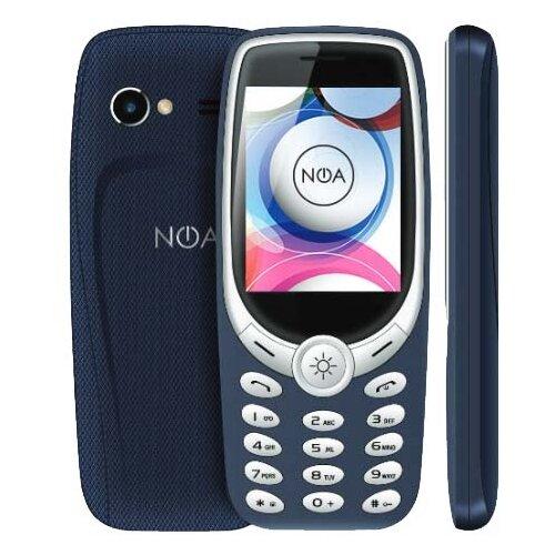 цена Телефон NOA T20 темно-синий онлайн в 2017 году
