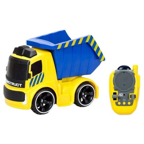 Купить Грузовик Silverlit Tooko (81482) желтый/синий, Радиоуправляемые игрушки