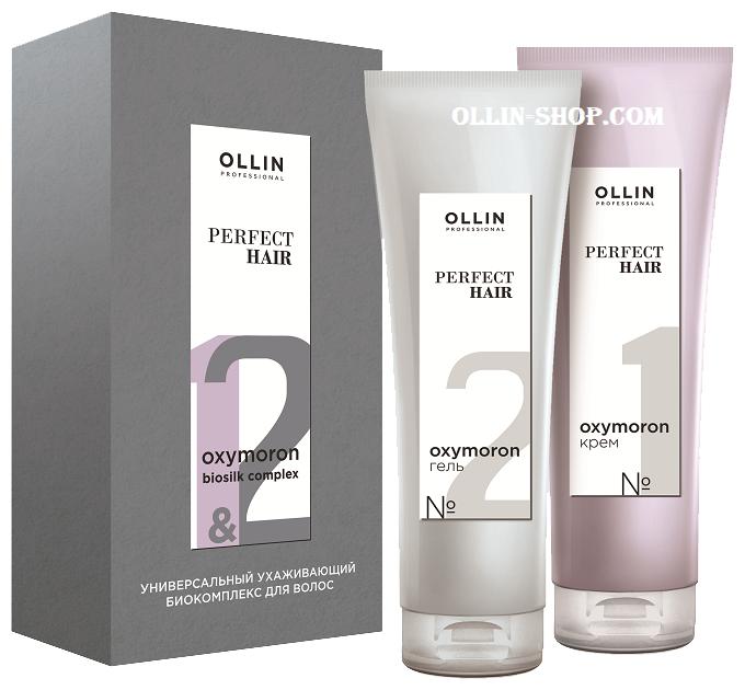 OLLIN Professional Perfect Hair Oxymoron Универсальный Ухаживающий Биокомплекс для волос