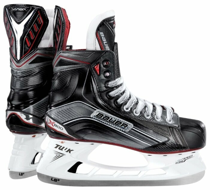 Коньки хоккейные игровые Bauer Vapor X800 юношеские (D, 5)