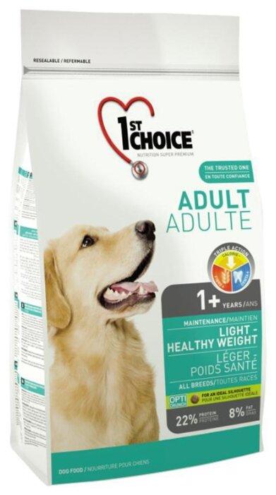 Корм для собак 1st Choice Adult курица 6 кг