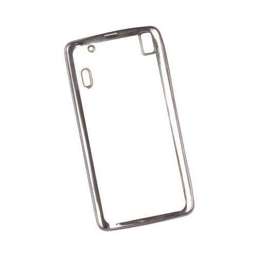 Чехол Liberty Project 0L-00030834 для Lenovo A7000 прозрачный/черныйЧехлы<br>