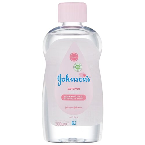Johnson's Baby Масло детское 200 мл
