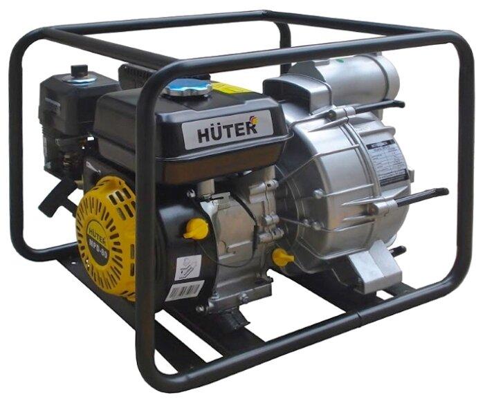 Мотопомпа Huter MPD-80 7 л.с. 900 л/мин