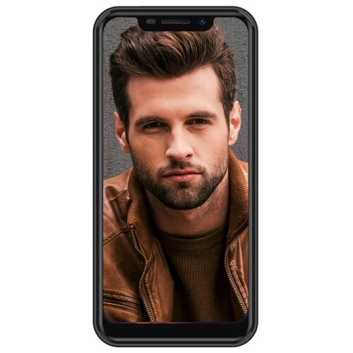 Смартфон INOI 5X Lite серый inoi 3 lite black смартфон