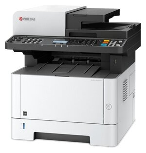 МФУ Kyocera M2040dn 1102S33NL0 А4, 40 ppm, 1200 dpi, 512 Mb, USB 2.0, Network, цв. сканер, DADF, тонер