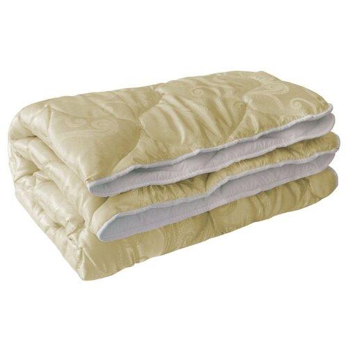 Одеяло Мягкий сон Версаль золотистый 200 х 220 смОдеяла<br>