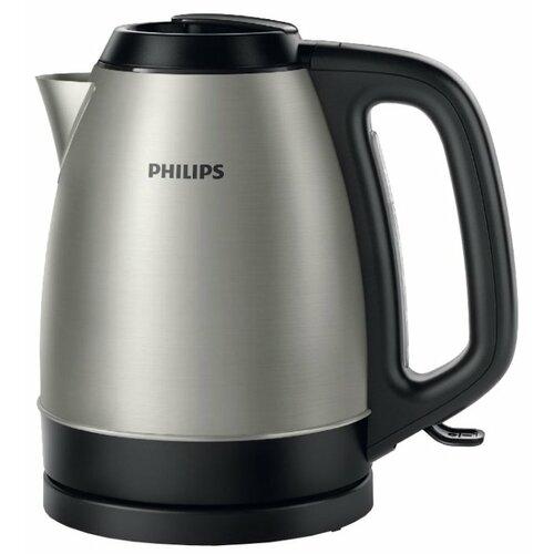 Чайник Philips HD9305, серебристый чайник электрический philips hd9302 2400вт серебристый и черный