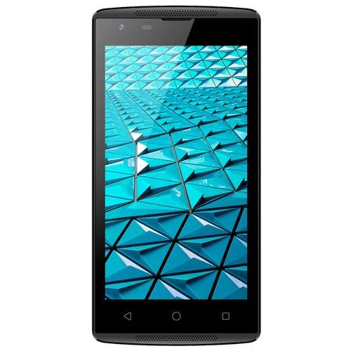 Смартфон Haier Alpha A1 черный смартфон