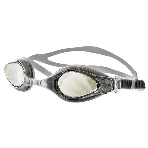 Фото - Очки для плавания ATEMI N9202M серебро очки маска для плавания atemi z401 z402 синий серый