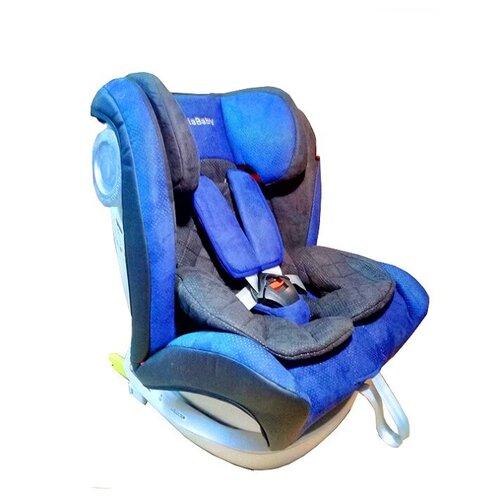 Автокресло группа 0/1/2/3 (до 36 кг) BellaBaby Breton 926 Isofix, синий группа 0 1 2 3 от 0 до 36 кг indigo aero isofix