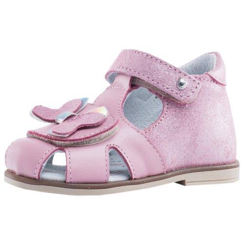 Сандалии КОТОФЕЙ размер 23, 21 розовый сандалии для девочки скороход цвет ярко розовый 16 282 1 размер 23