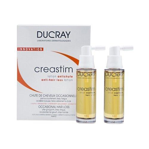 Ducray Креастим Лосьон против выпадения волос, 30 мл, 2 шт. неоптид лосьон от выпадения волос у мужчин 100 мл ducray выпадение волос