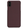 Чехол-накладка Pitaka MagCase (арамид) для Apple iPhone Xs Black/Red Plain