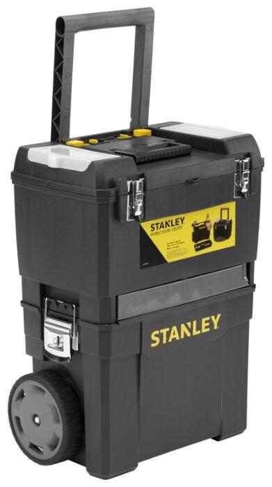 Ящик-тележка STANLEY Mobile Work Center 2 in 1 1-93-968 47.3x30.2x62.7 см