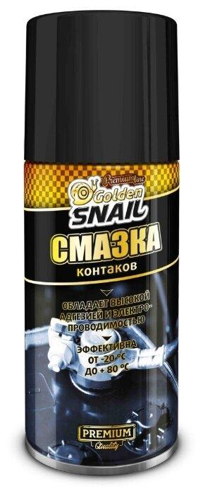 Автомобильная смазка Golden Snail контактов