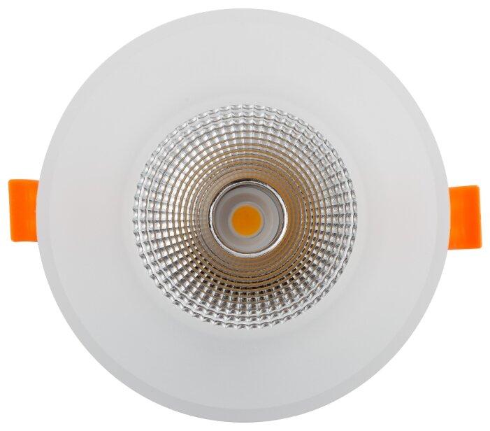 Встраиваемый светодиодный светильник Denkirs DK4008-FR