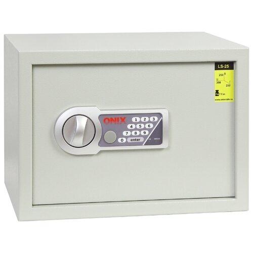 Сейф ONIX LS-25, белый