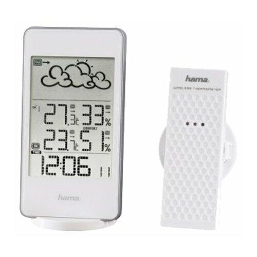 Метеостанция HAMA EWS-860 белый