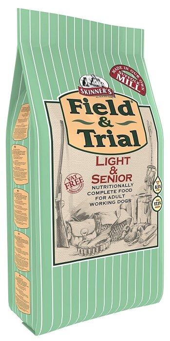 Корм для собак SKINNER'S (15 кг) Field & Trial Light & Senior с курицей