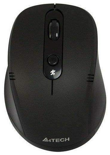 Мышь A4Tech G7-640NX Black USB