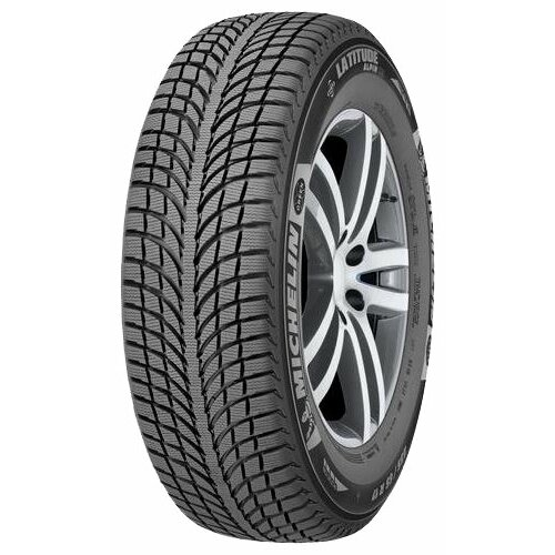 цена на Автомобильная шина MICHELIN Latitude Alpin 2 255/55 R19 111V зимняя