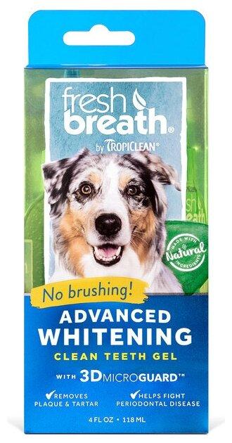 Косметика для собак Tropiclean Отбеливающий гель для чистки зубов для собак