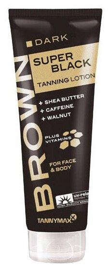 Крем для загара в солярии Tannymaxx Super Black Tanning