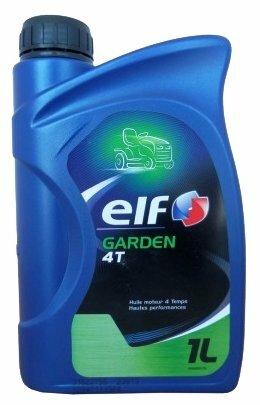 Масло для садовой техники ELF Garden 4T 1 л