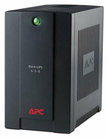Интерактивный ИБП APC by Schneider Electric Back-UPS BX650CI-RS
