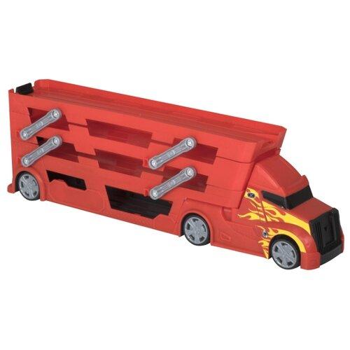Грузовик Teamsterz Teamsters (1416637) 44 см красныйМашинки и техника<br>